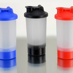 Ultra Shaker With Compartment