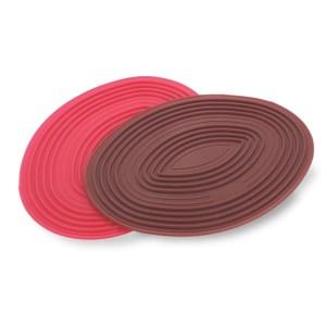Silicon heat resistant, anti-slip mat for kitchen