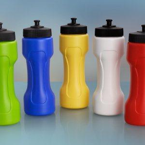 Dumbell Sipper Jr: Dumbbell Shape Water Bottle – Cap A