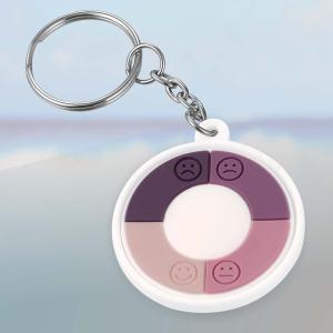 UV checker keychain (4 level indicator)