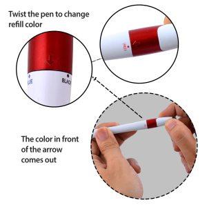 Twisty 3 Refill Pen With Stylus (Ultra Sleek)