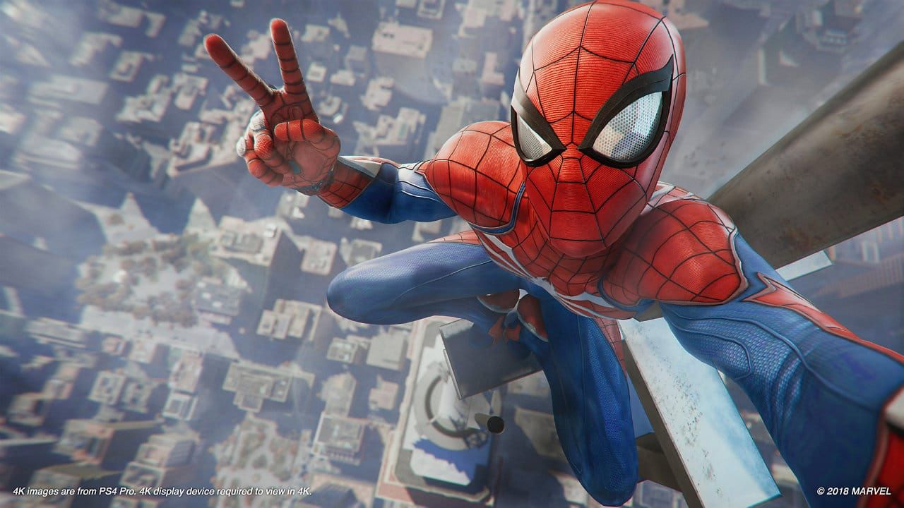 Spiderman Swings To The Ps4 On September 7th Gadgetmatch