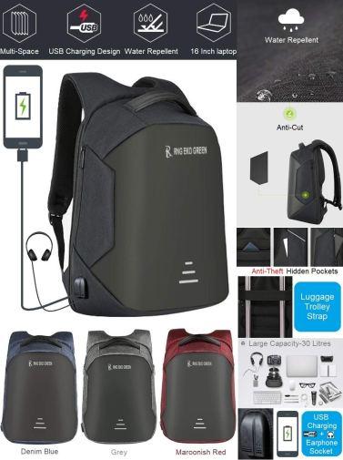 best Smart backpack in 2019
