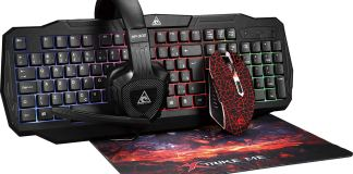 Best Gaming Keyboard and Mouse Combo