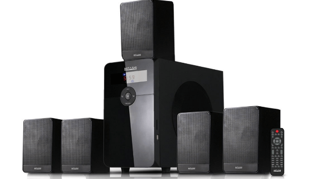 Best Home Theater System Under 5000 In India #Top 5