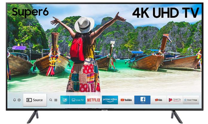 Best 4K Smart Tv Under 50000 in India Top 5 4K TV