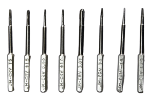 10 Piece Precision Screwdriver Set for Mobile Phone Repair