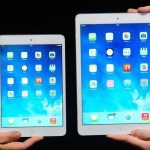 iPad Air, iPad Mini 2