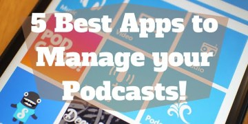 5 free apps to podcast android