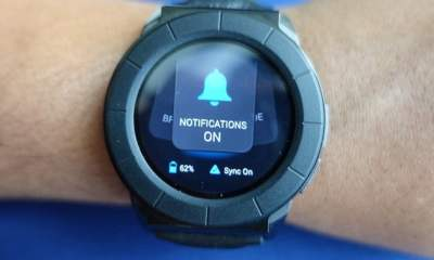 titan smartwatch notifications
