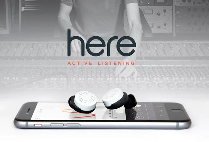 HERE: Active Listening Ear Buds