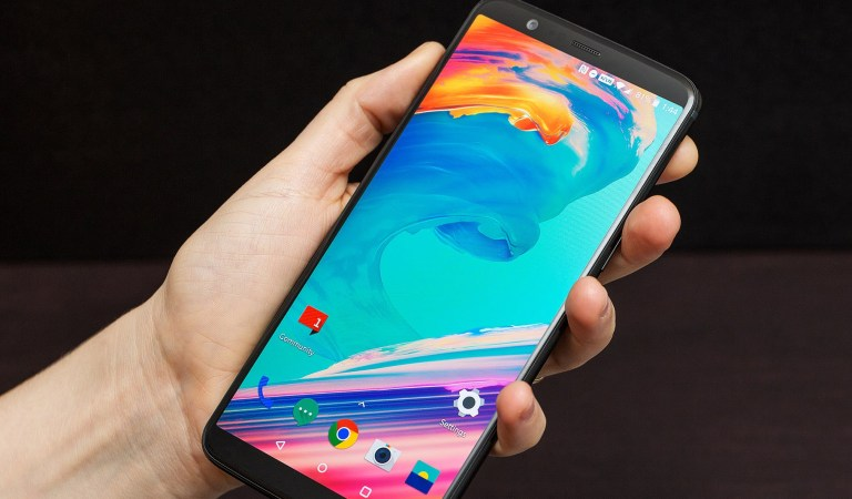 OnePlus 5T Launched: 6-Inch Screen Size, Face Unlock and 18:9 Aspect Ratio
