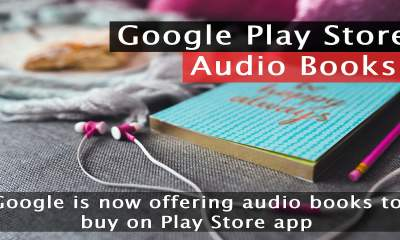 GadgetNote_Audiobooks by Google Play Store