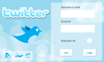 Twitterbox's Awesome Welcome/Login Page.