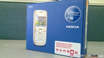 , Nokia C3 Unboxing and Review, Gadget Pilipinas, Gadget Pilipinas
