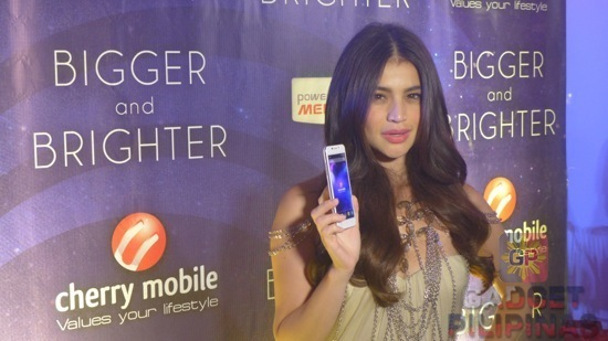 Anne Curtis for Cherry Mobile
