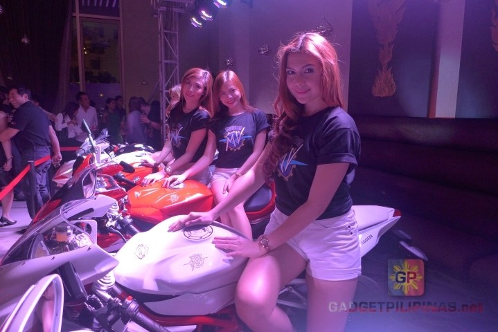 mv agusta officially sets foot in the philippines | gadget pilipinas