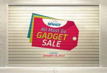 All Must Go Gadget Sale