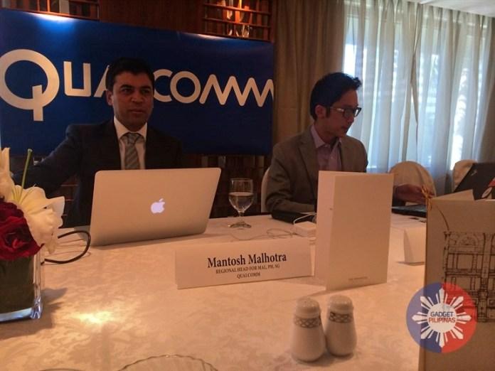 Qualcomm Roundtable Discussion