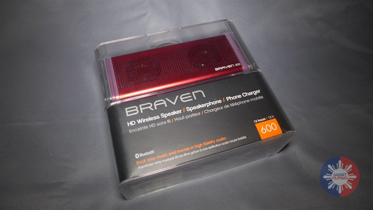 Braven 600 Review, Braven 600 Unboxing, Review and Giveaway, Gadget Pilipinas, Gadget Pilipinas