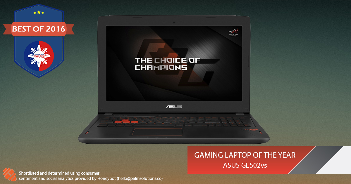 ASUS ROG Strix GL502VS Gaming Laptop Review: Compact and Powerful - Gadget Pilipinas
