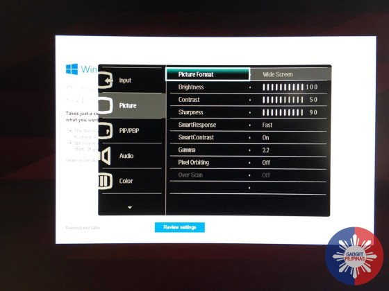 Philips BDM349OUC Curved UltraWide LCD Monitor Review 19
