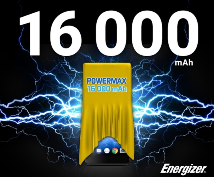 Energizer Power Marx P16K Pro, Energizer to Unveil Power Max P16K Pro with 16,000mAh Battery, Gadget Pilipinas, Gadget Pilipinas