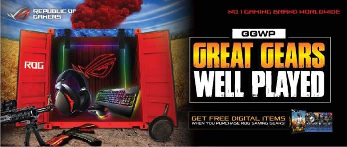 ASUS ROG, ASUS ROG Announces Great Gears, Well Played Promo, Gadget Pilipinas, Gadget Pilipinas