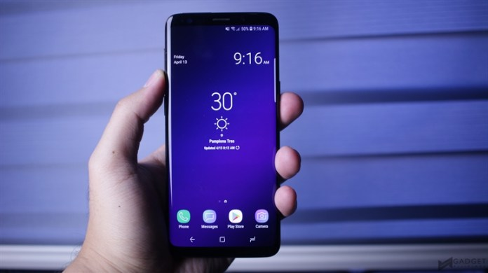 Samsung Galaxy S9 Review 30