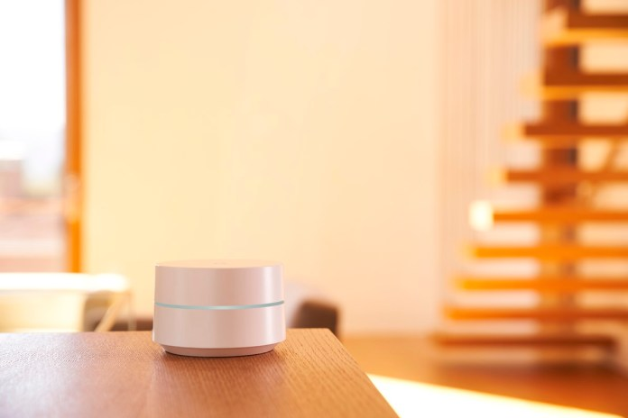 Google Wifi and stairs1