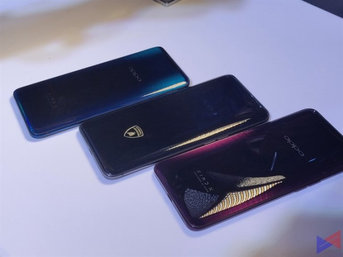 oppo findx launch 8