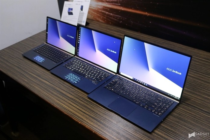 asus zenbook, ASUS Announces ZenBook 13, 14, and 15 with Whiskey Lake Processors!, Gadget Pilipinas, Gadget Pilipinas