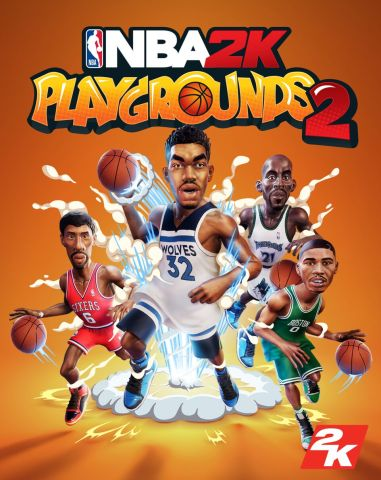 2K PlayGrounds Box Art 2