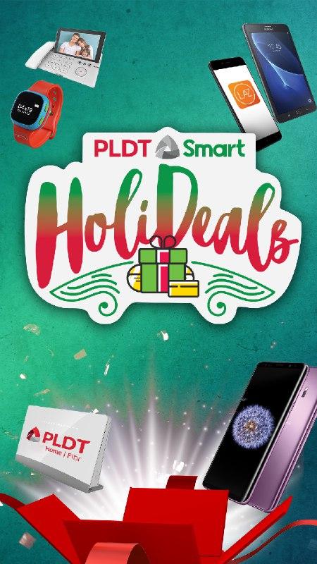 PLDT Smart Holideals