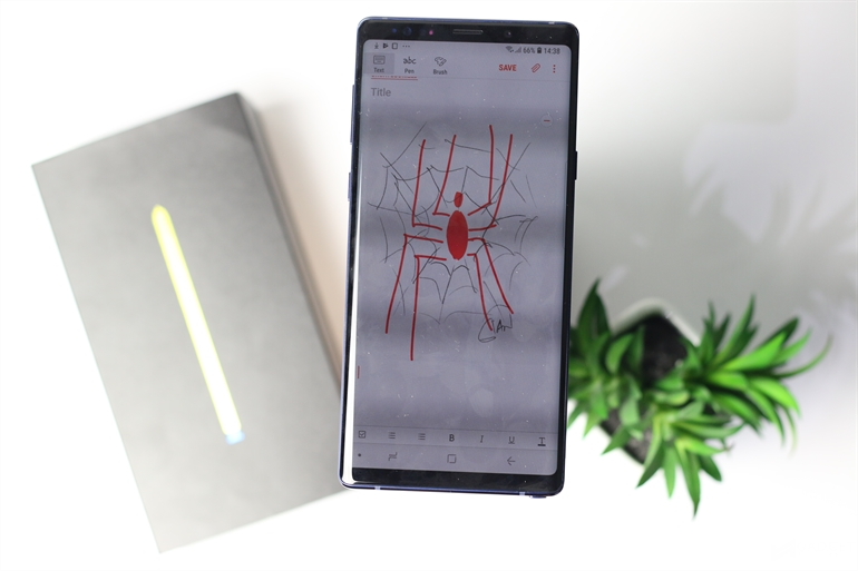 Samsung Galaxy Note 9 review24