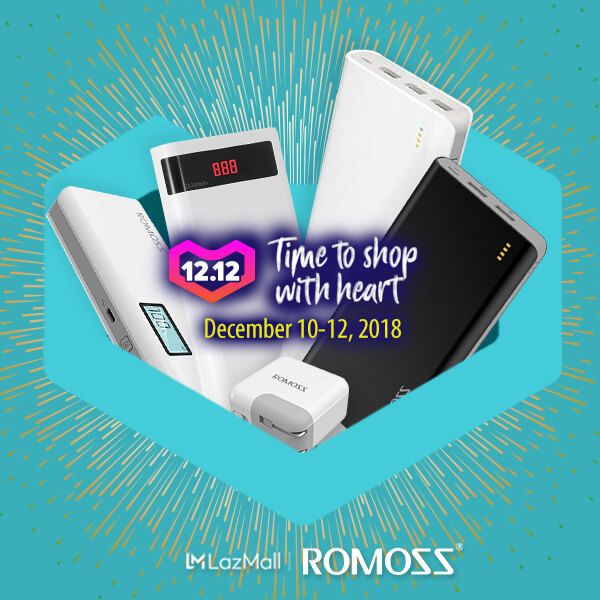 Romoss 12 12 Campaign Bloggers 1