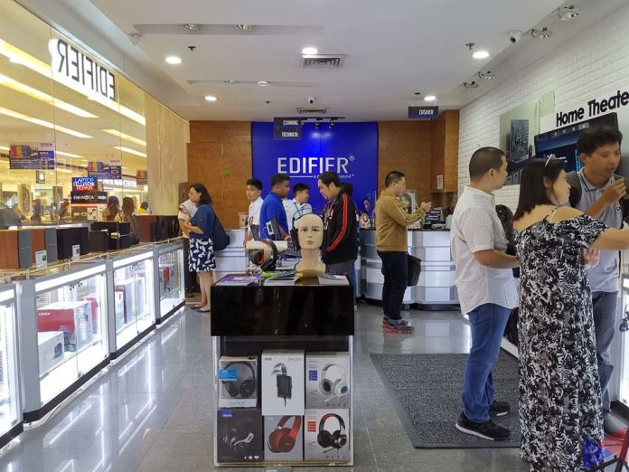 edifier store opening 26