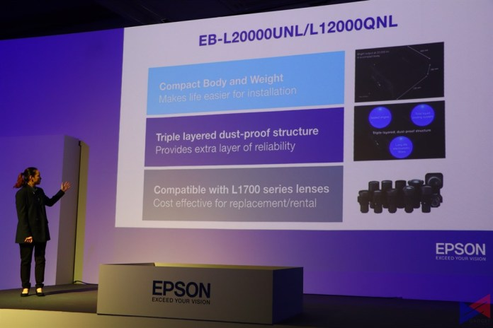 epson 4k 3lcd projector 65