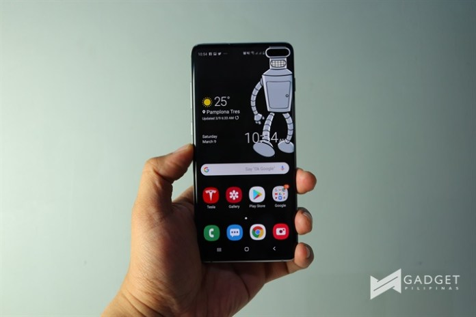Galaxy S10 Review 40