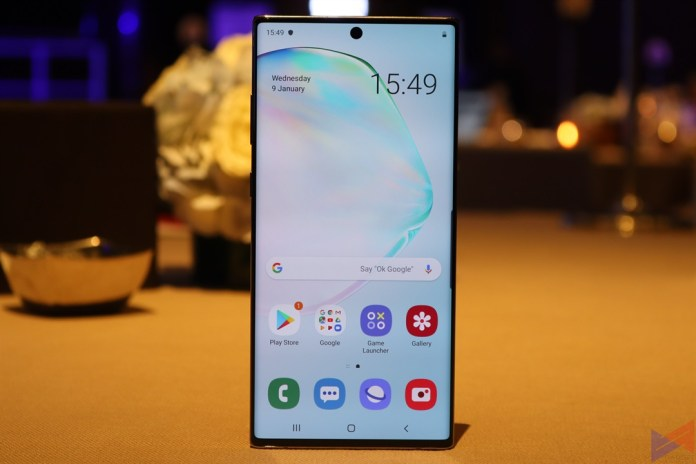 samsung galaxy note 10+, First Impressions: Samsung Galaxy Note 10+, Gadget Pilipinas, Gadget Pilipinas