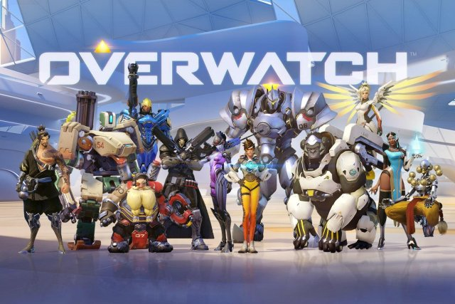overwatch is the new esports shooter game from blizzard