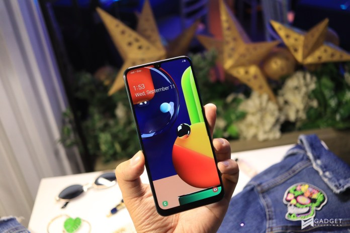Samsung Galaxy A50s, Samsung officially launches Galaxy A50s and other boosted A-series in the Philippines, Gadget Pilipinas, Gadget Pilipinas
