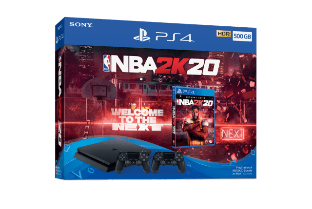 NBA 2K20 Bundle