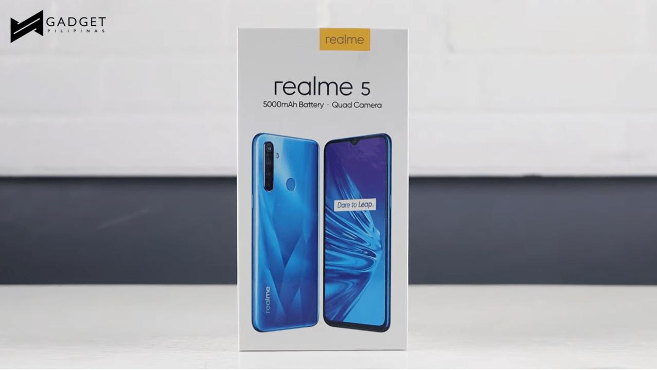 Realme 5 Review PH