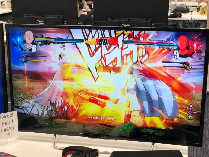 one punch man hands on, One Punch Man: A Hero Nobody Knows Hands-On Impressions, Gadget Pilipinas, Gadget Pilipinas