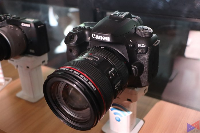 Canon EOS 90D, Canon Launches EOS M6 Mark II and EOS 90D in PH, Gadget Pilipinas, Gadget Pilipinas