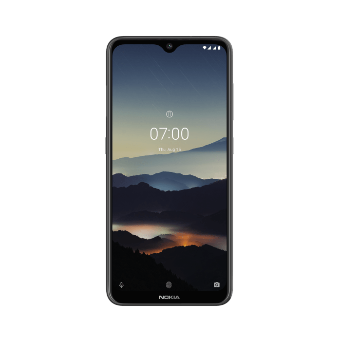 Nokia 7.2 Display