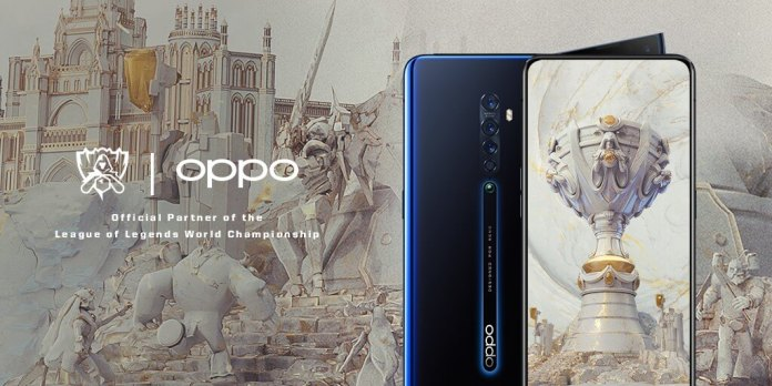 OPPO League of Legends Esports, OPPO is the first exclusive global smartphone of League of Legends Esports, Gadget Pilipinas, Gadget Pilipinas
