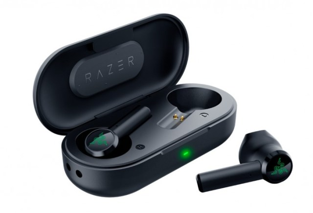 Razer Hammerhead True Wireless Earbuds Case