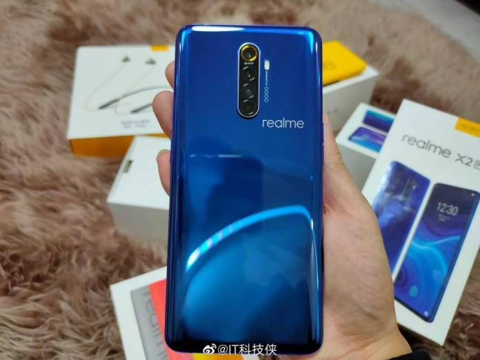 realme x2 pro hands on leaked 2